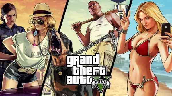 Grand Theft Auto GTA 5 Drone Mod