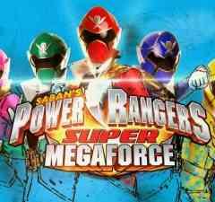 Power Rangers Super Megaforce featured