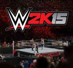 WWE 2K15 featured