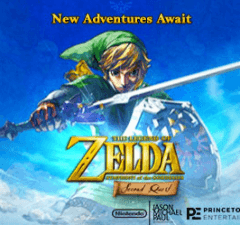 Legend of Zelda- Symphony of the Goddesses Master Quest featured small