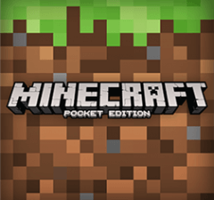 Minecraft Pocket Edition featured small