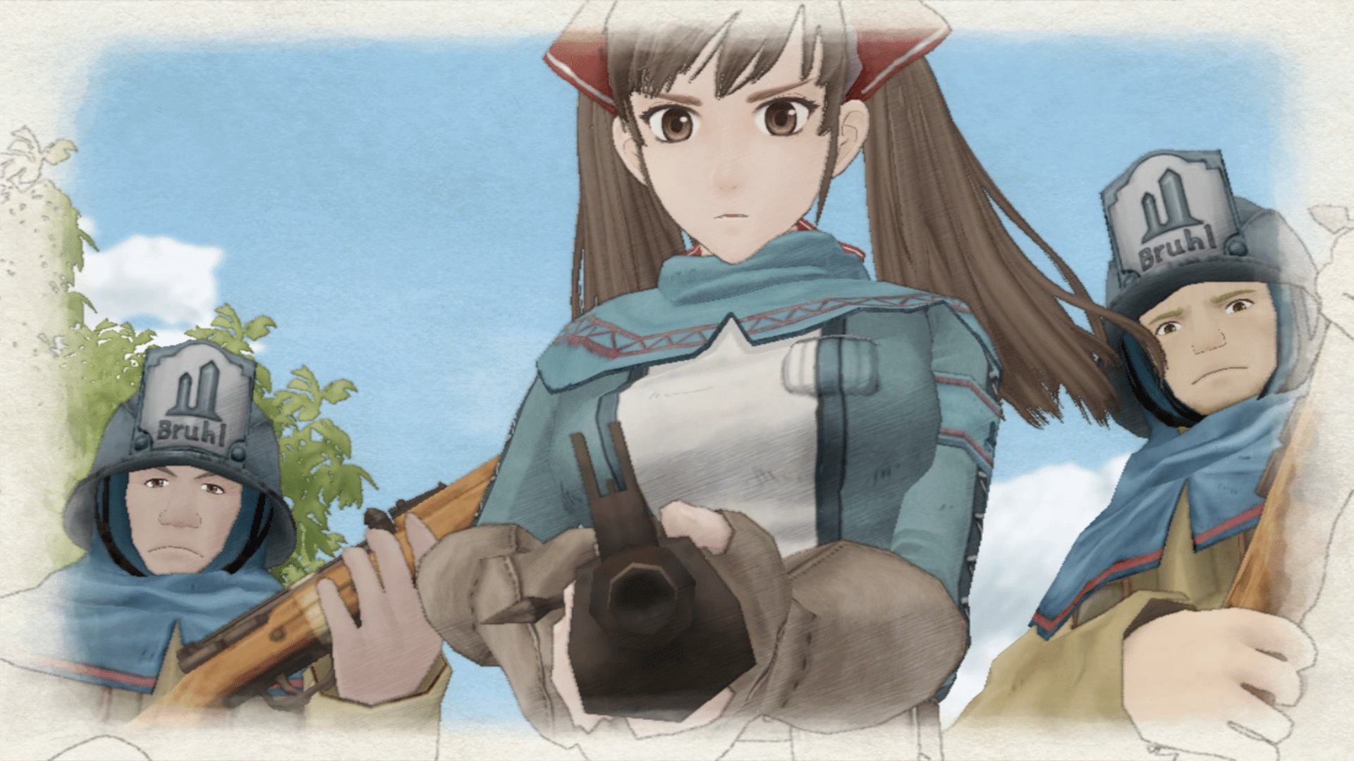 Valkyria Chronicles 4 Official Site Valkyria Chronicles, remastered sega