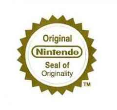 Nintendo Seal of Originality