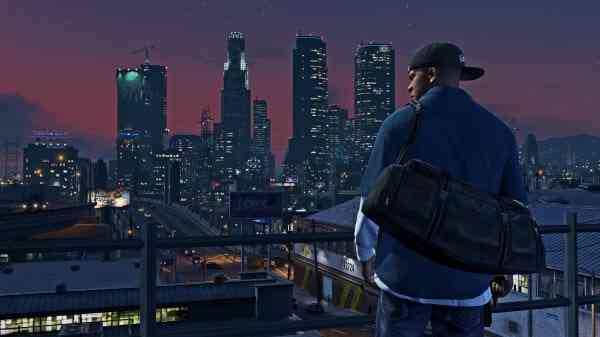 Rockstar Games Launcher Announced with Free GTA San Andreas