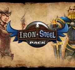 Iron Steel Pack Zen Pinball
