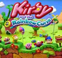 Kirby and the Rainbow Curse featured
