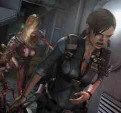 Resident Evil Revelations 2  screen
