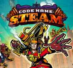 Code Name STEAM Featured