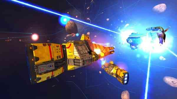 Homeworld Remastered Collection Review - Redefining a True Classic - COGconnected