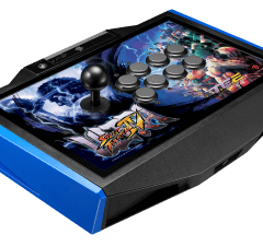 Mad Catz Street Fighter V Game Controllers for the PS4