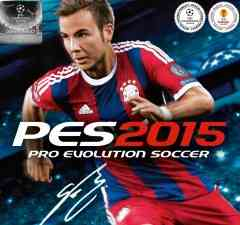 PES 2015 Cover Featured