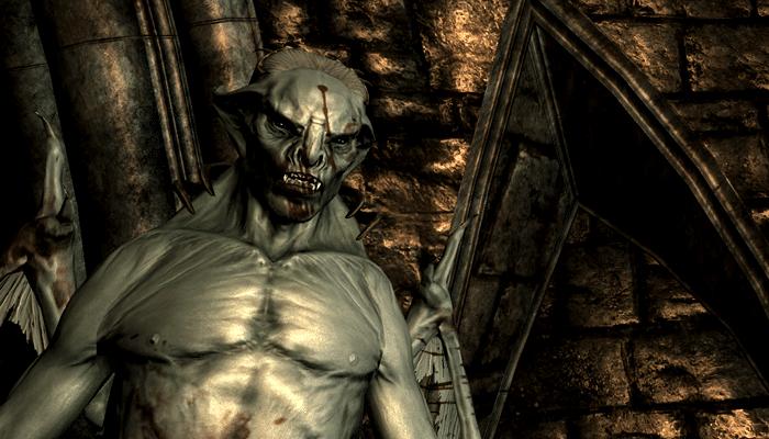 Canadian Online Gamers » Skyrim-Vampire
