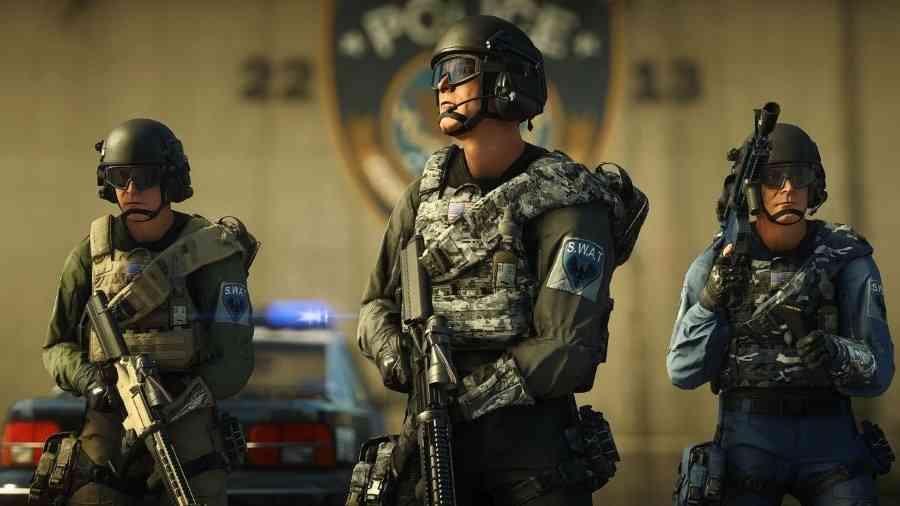 Canadian Online Gamers 187 Battlefield Hardline Cops