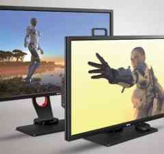 BenQ XL2730Z screen