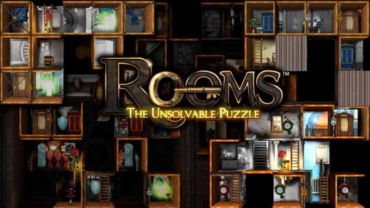 Rooms  The Unsolvable Puzzle