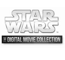 Star Wars Digital Movie Collection featured small
