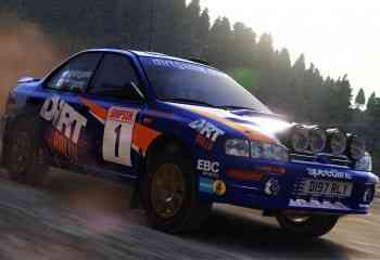 Dirt Rally featured