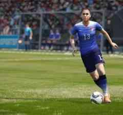Fifa Woman in Fifa 16