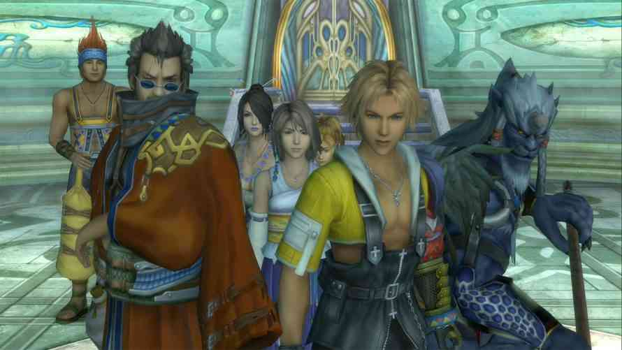 Square Enix Teases Possibility of Final Fantasy X-3