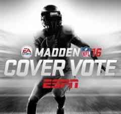 Madden 16 Cover Vote