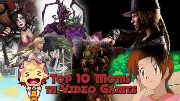 Top 10 Moms Feature