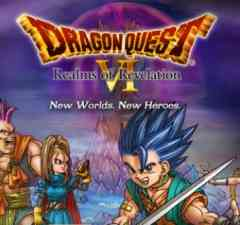 Dragon Quest VI Realms of Revelation misc featured
