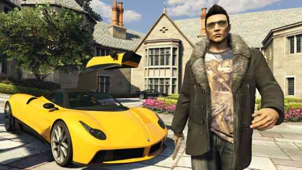 Rockstar clarifies Grand Theft Auto V modding policy