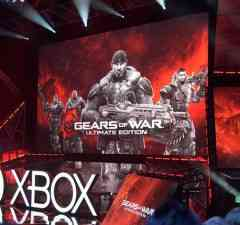 Gears of War Ult Ed featued E3 preview