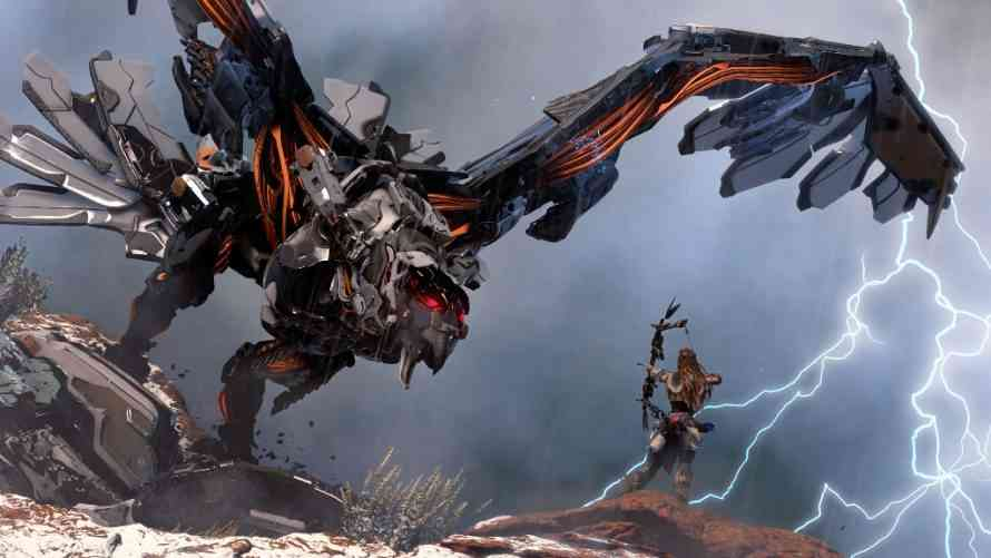 Horizon Zero Dawn: New Videos Give Us A Closer Look At The Coming Machines
