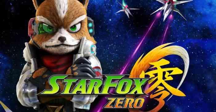 star fox zero nintendo switch port
