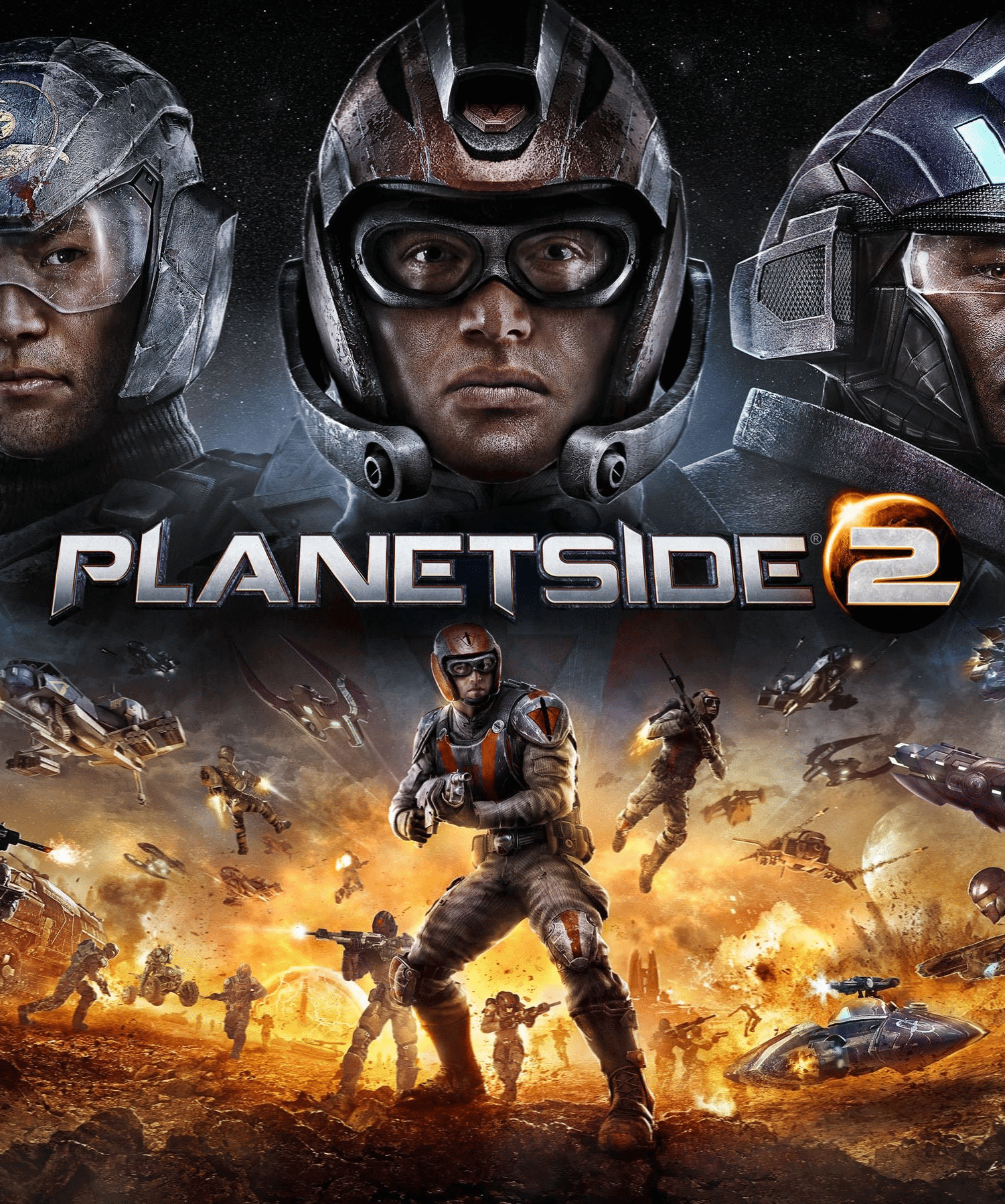 Planetside 2 Review - A Massively Fun Online FPS ...