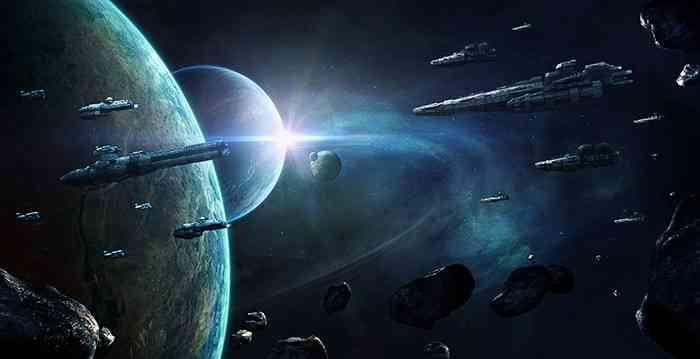 Previous Space-combat Game
