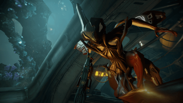 New Warframe Echoes Of The Sentient Screenshots Look