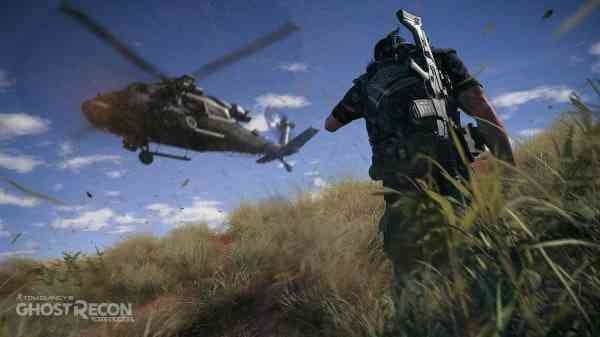 Ghost Recon Wildlands screen 3