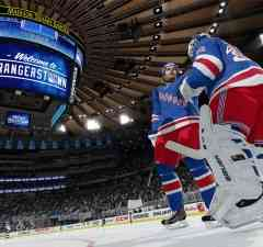 NHL 16 Rangers