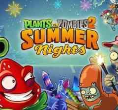 PVZ Summer Nights