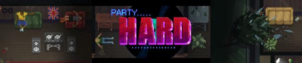Party Hard Header