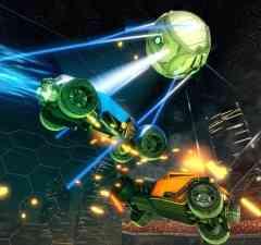 Rocket League Featured
