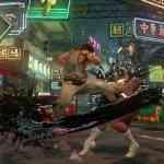 Street Fighter V screen