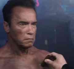 Terminator in WWE 2K16