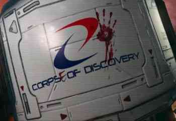 Corpse of Discovery Feature