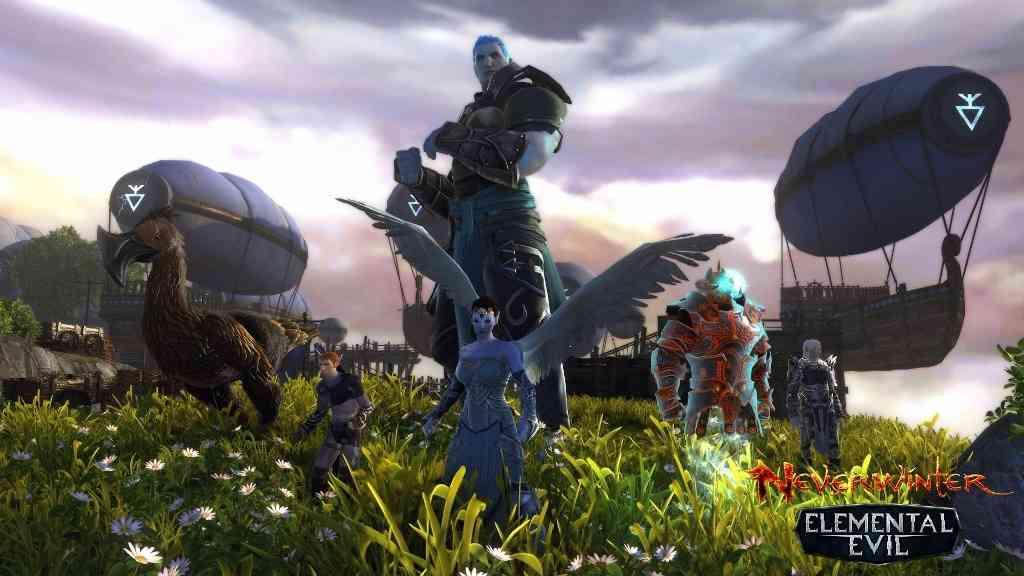 Massive Neverwinter Update for Xbox One Brings Four