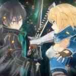 Sword Art Online Hollow Fragment featured