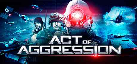 Act of Agression Banner