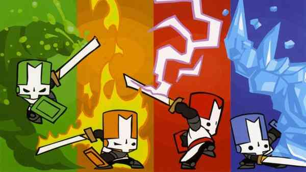 The Behemoth Reveals Castle Crashers Remastered Coming to PS4 and Nintendo Switch