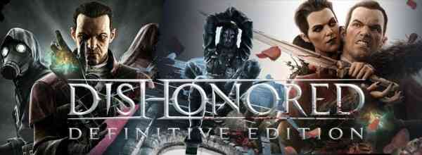 Dishonored Banner