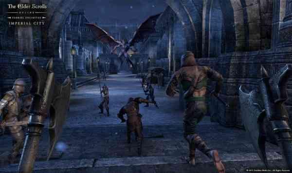 Elder Scrolls Imperial City Screen 2
