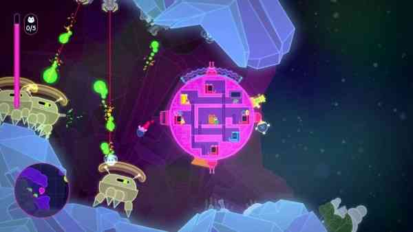 Lovers in a Dangerous Spacetime 2