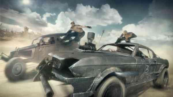 Mad Max Screen 2
