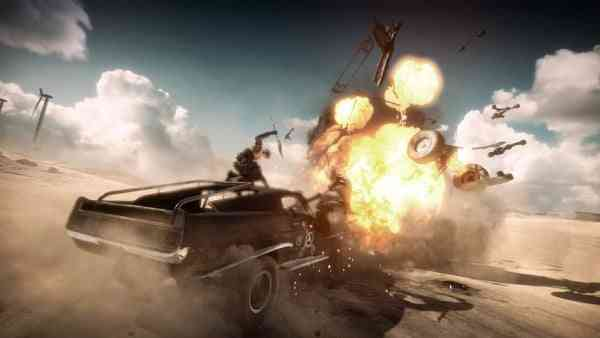 Mad Max Screen 4